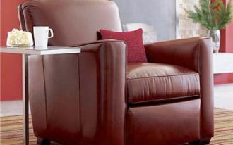 Reading chair comfortable reading chair cozy reading chair single chair leather reading chair red-leather reading chair elegant red-leather reading chair luxurious reading chair reading chair with leather material comfy leather readi