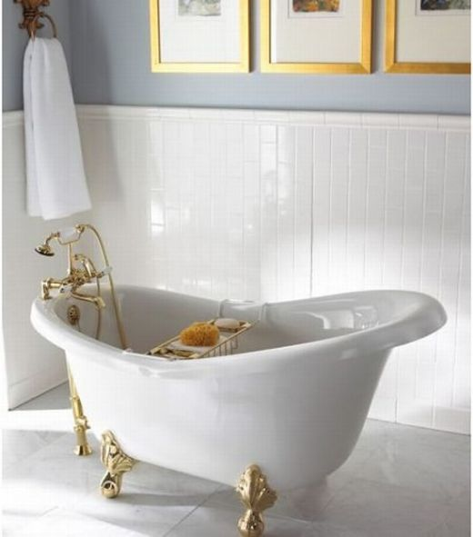 Narrow Bathtubs Help Much For Small Bathroom HomesFeed