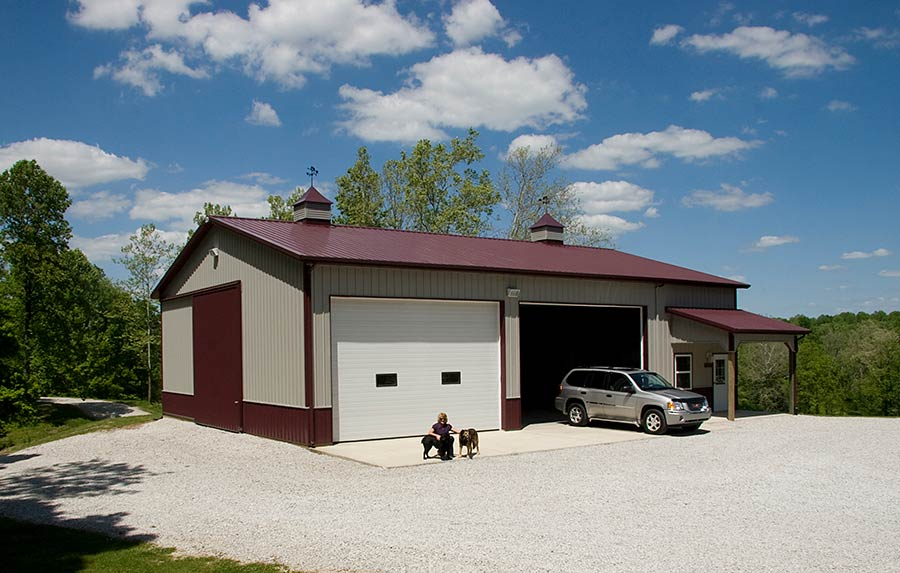 Pole barn homes pictures inspiring home designs in rural for Pole barn garage homes