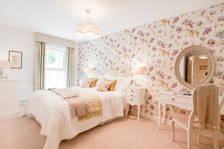 wonderful feminine chic bedroom ideas   Gorgeous Feminine Bedroom Style That Will Complement Your ...