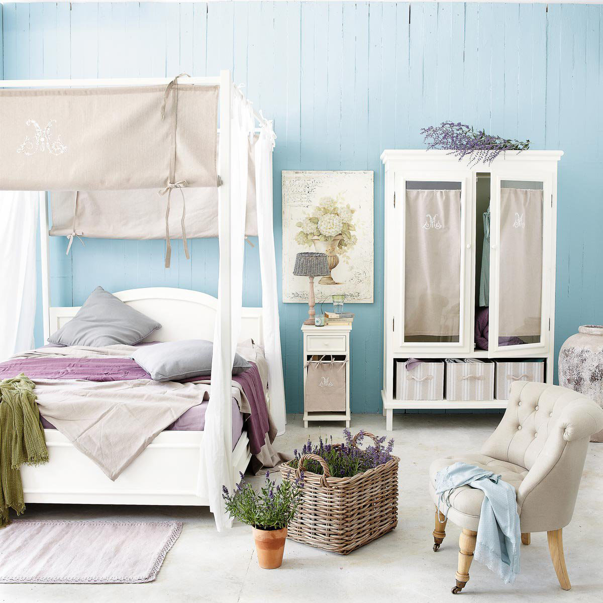 wonderful canopy beds for dreamlike bedroom | homesfeed