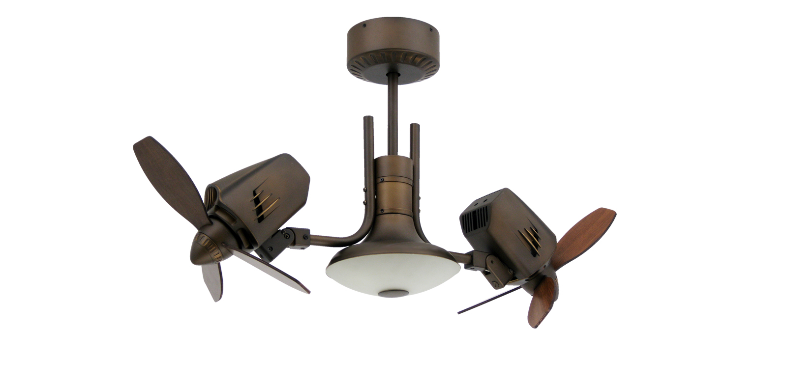 Battery operated ceiling fan for indoor homesfeed ceiling fan powered by battery with two branches of air blades aloadofball Choice Image