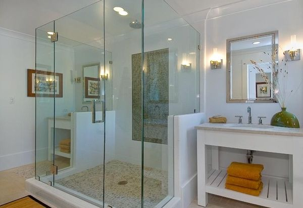 Frameless Glass Shower Door Cost And It Advantages Homesfeed