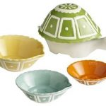 colorful turtle shells cups