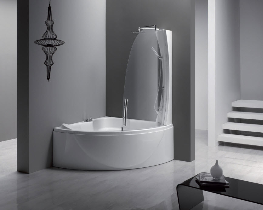The Options Of Deep Tubs For Small Bathroom HomesFeed - Bathtub options small bathroom