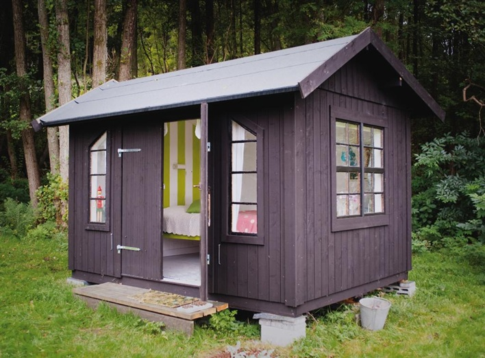 Sheds Turned into Homes Guidlines HomesFeed