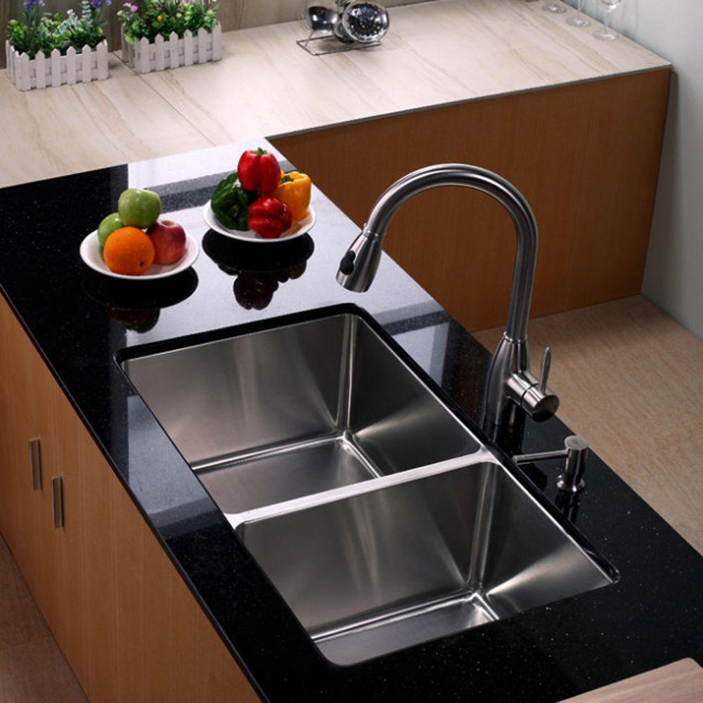 Best Stainless Steel Sinks Uk : best kitchen sink. top 10 best double bowl kitchen sinks of