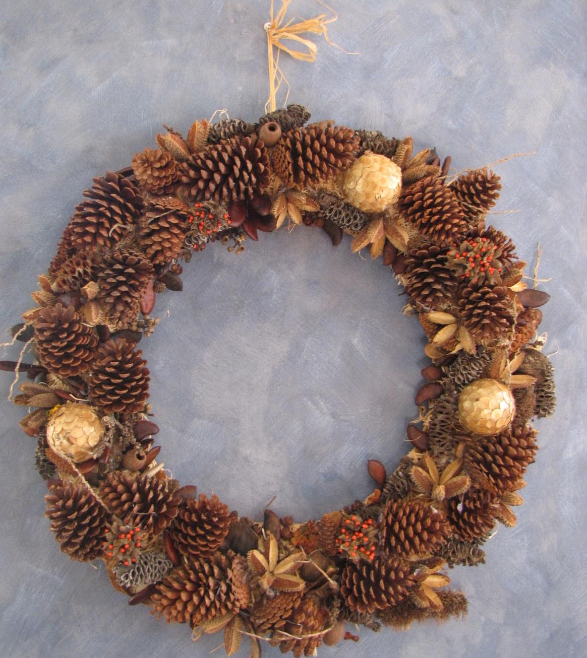 Pottery Barn Wreath Decorations Homesfeed