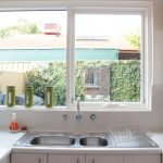garden window for kitchen stainless steel kitchen faucet and sink dish stand ornamental glasses decorative wine bottle top kitchen cabinetry rattan boxes for storage