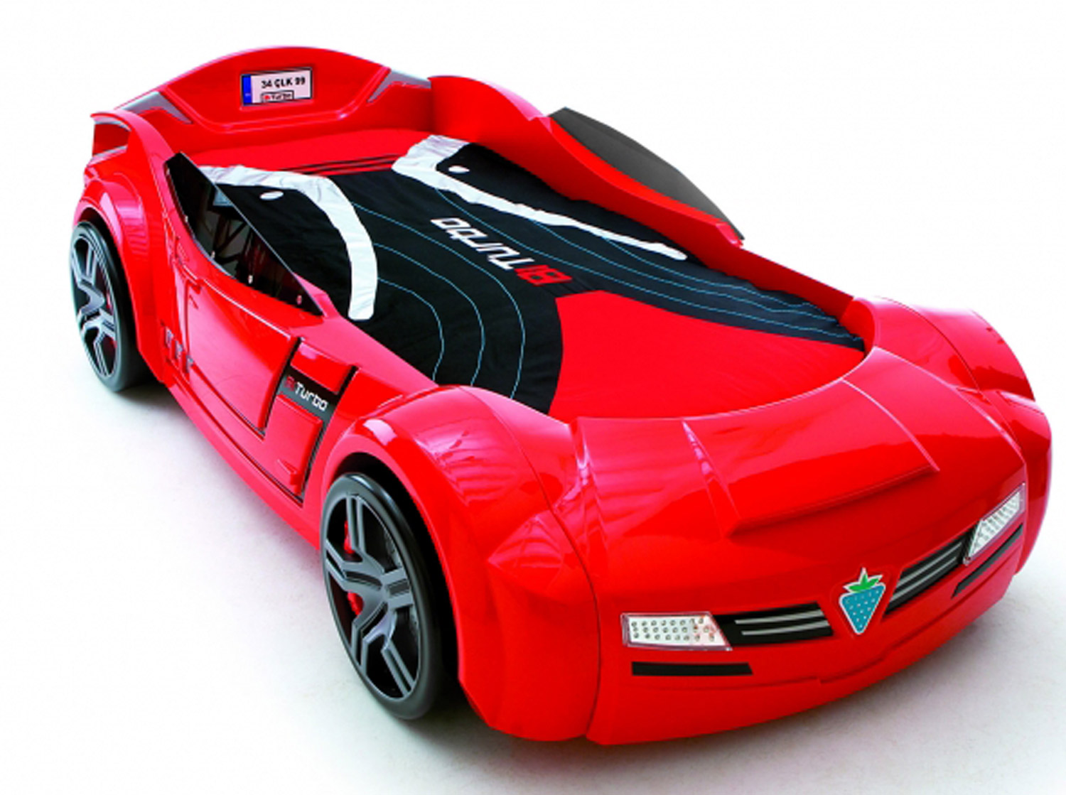 glossy red race car bed glossy red racing car bed  glossy red care bed for kids glossy red racing car bed for kids glossy red race car bed for toddlers glossy red racing car bed for toddlers red elegant race car bed red elegant racing bed inspiri