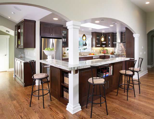 Kitchen Ideas L Shaped l-shaped kitchen ideas for cooking enthusiast | homesfeed