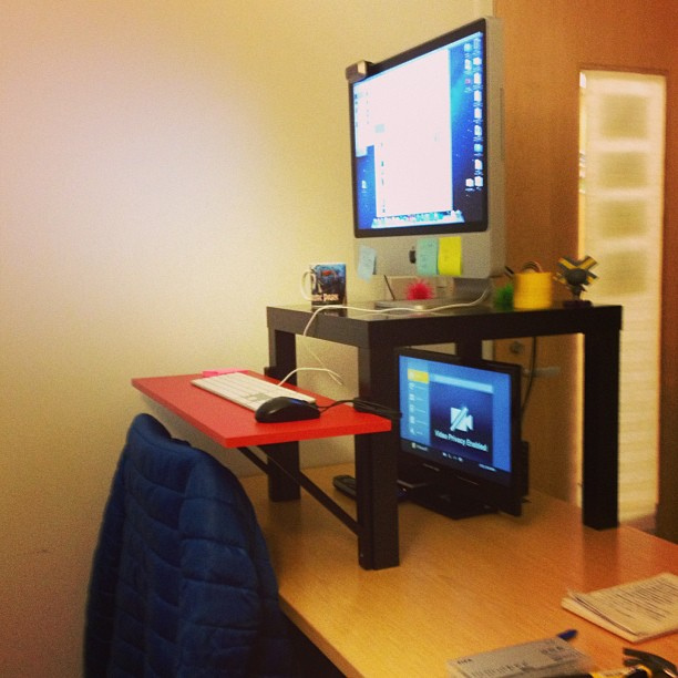 Build Your Own Stand Up Desk