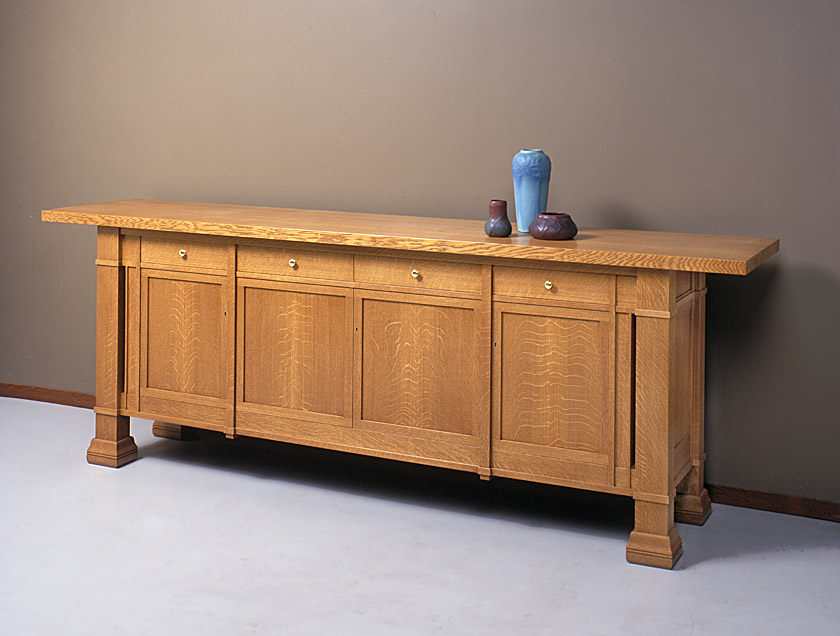 The Difference Among Sideboard, Buffet, Credenza, and Server HomesFeed