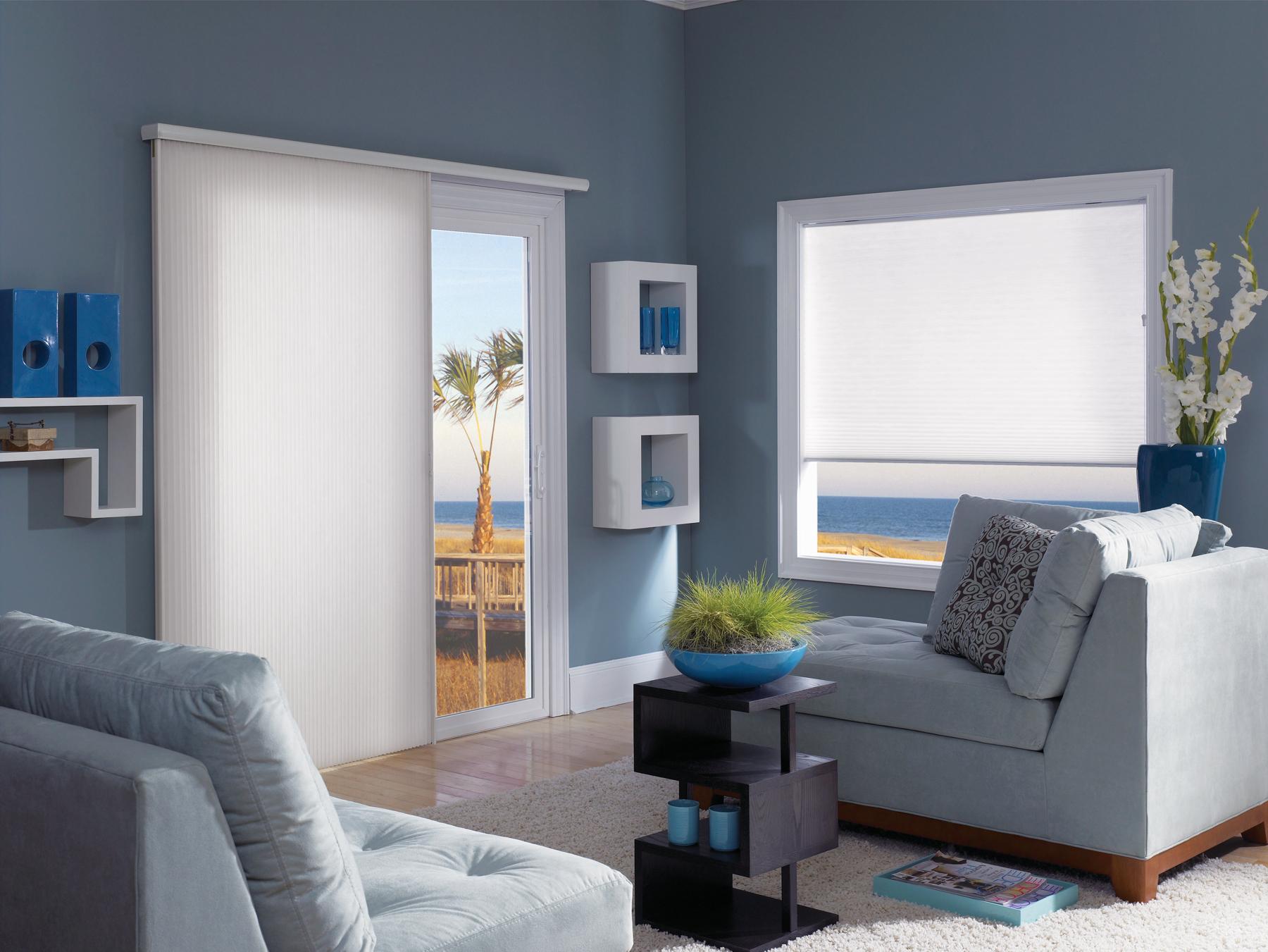 Best Variants Of Window Coverings For Sliding Glass Door