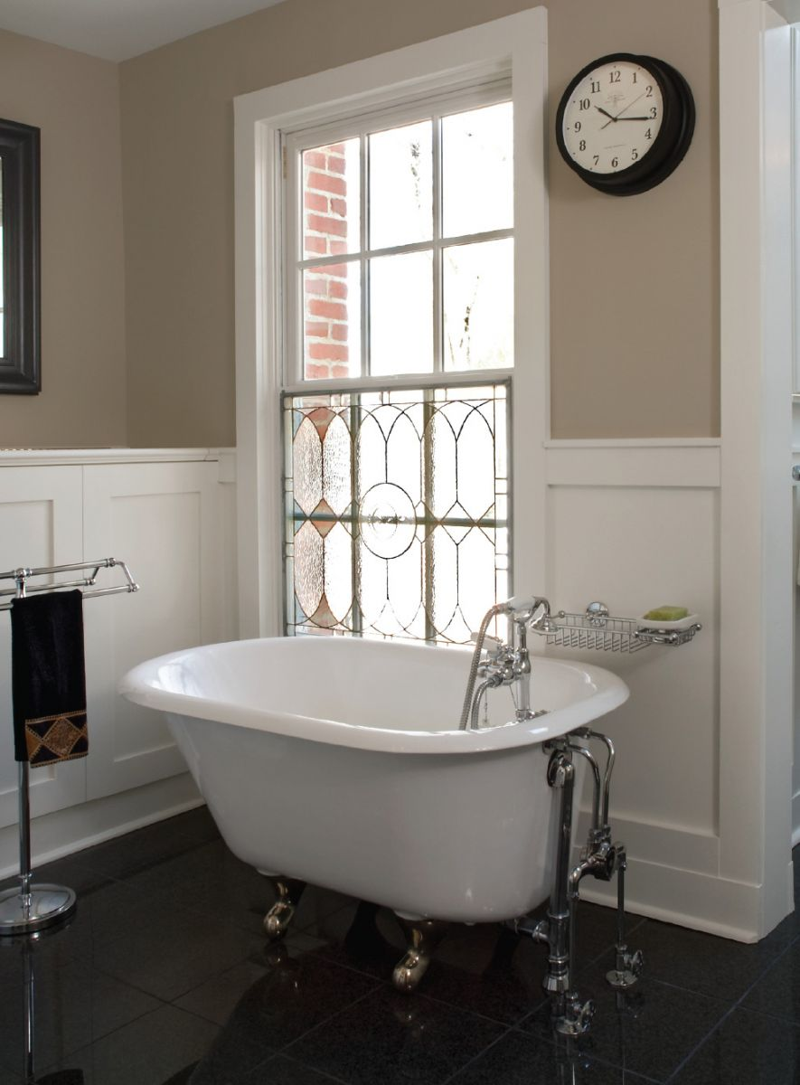 The Options Of Deep Tubs For Small Bathroom Homesfeed
