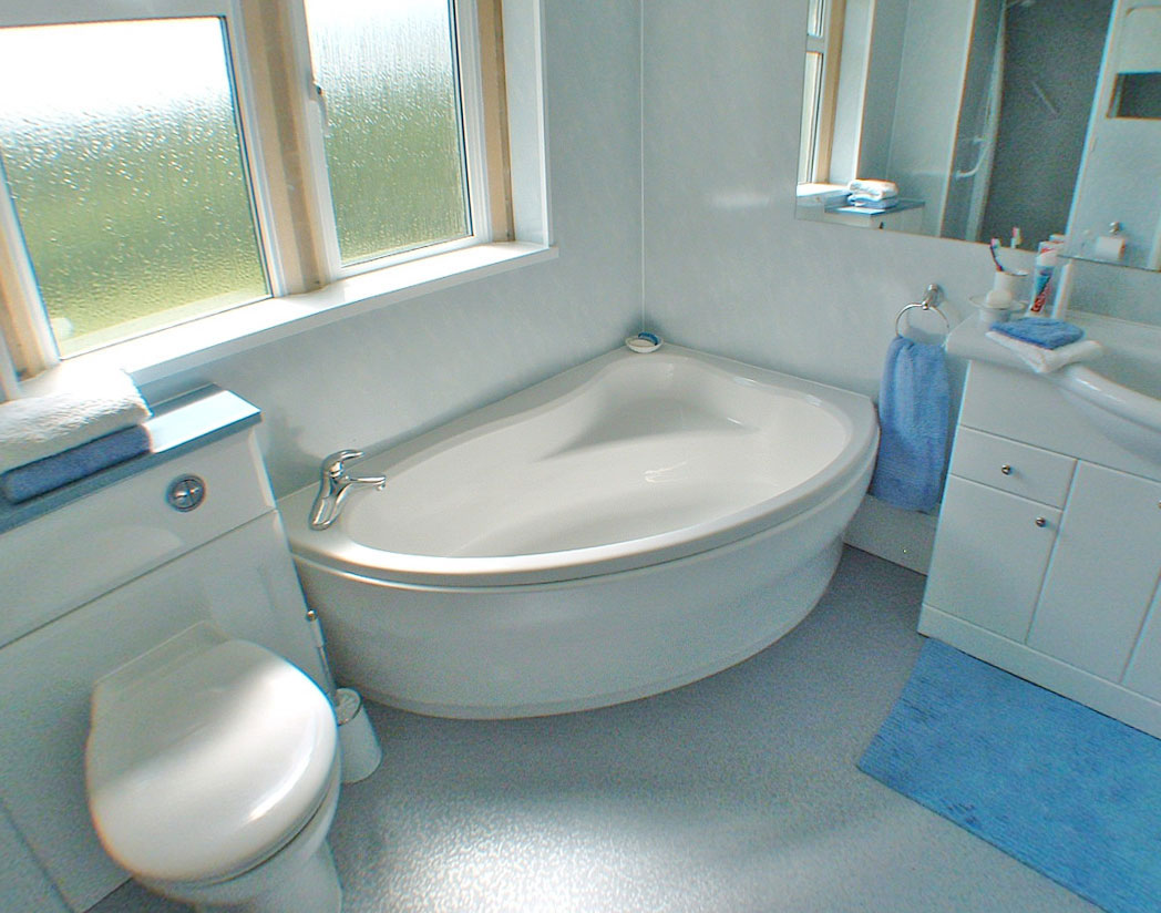 Narrow Bathtubs, Help Much for Small Bathroom | HomesFeed