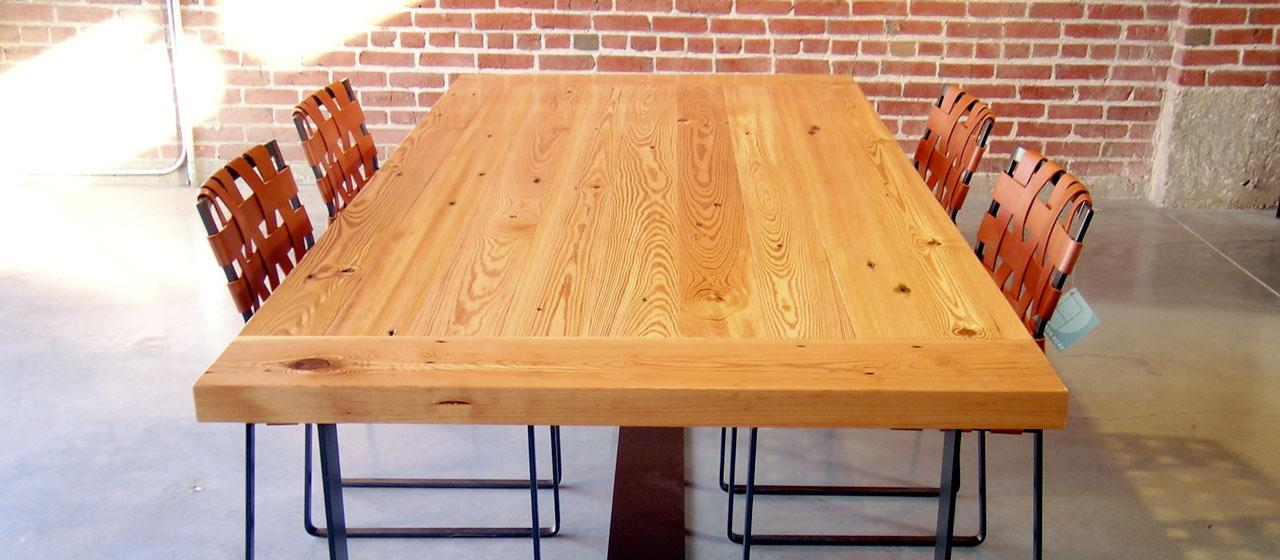 desk tops furniture. Natural Pattern Wood Desk Top Combined Metal-rubber Chairs Brick Walls Tops Furniture