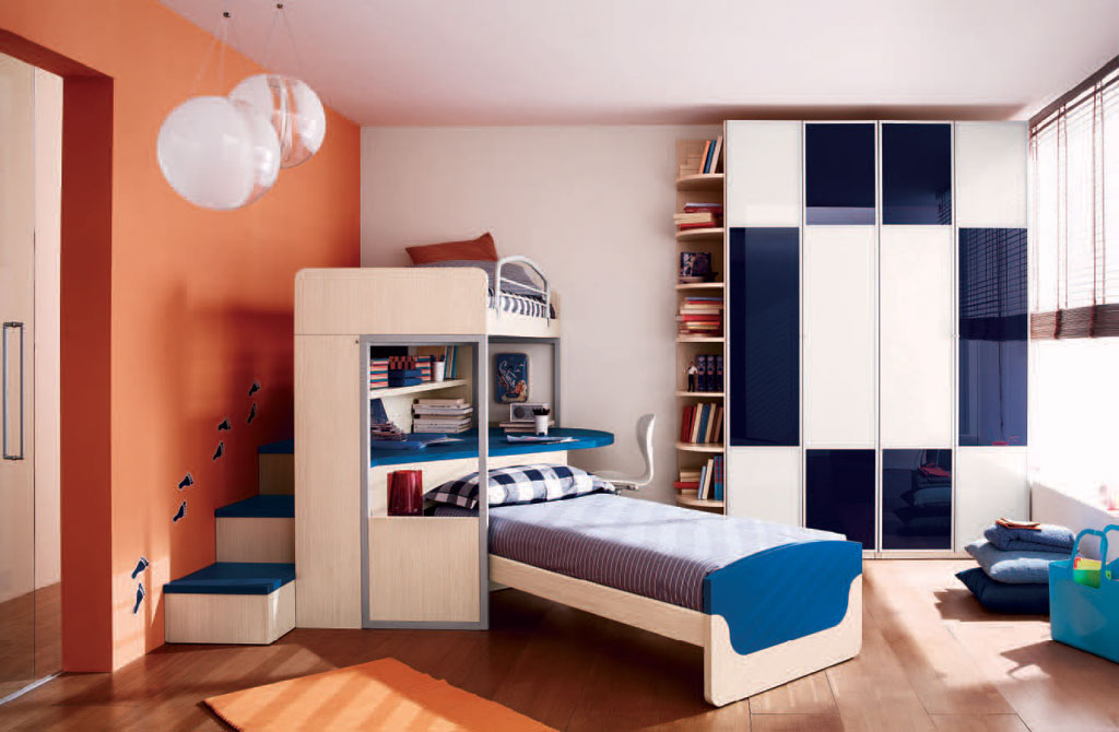 Various Creative Themes for Teenage Boy\'s Bedroom | HomesFeed