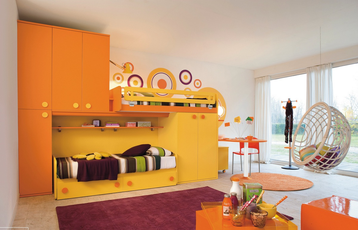What Colors Are Perfect for Kids\' Room? | HomesFeed