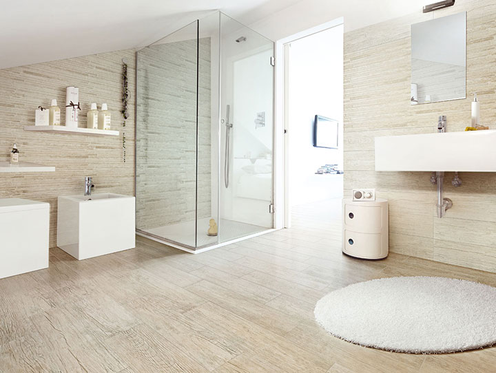 Porcelain Floors That Look Like Marble Shelf Unit For Bathing Properties Zero Frame Gl Shower Area