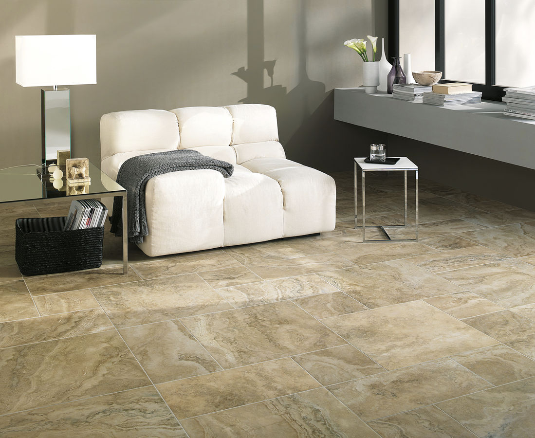 Porcelain tile that looks like marble for floors homesfeed porcelain tiles flooring with many grout lines white comfy reading chair a simple metal reading table porcelain tiles that look like marble doublecrazyfo Image collections