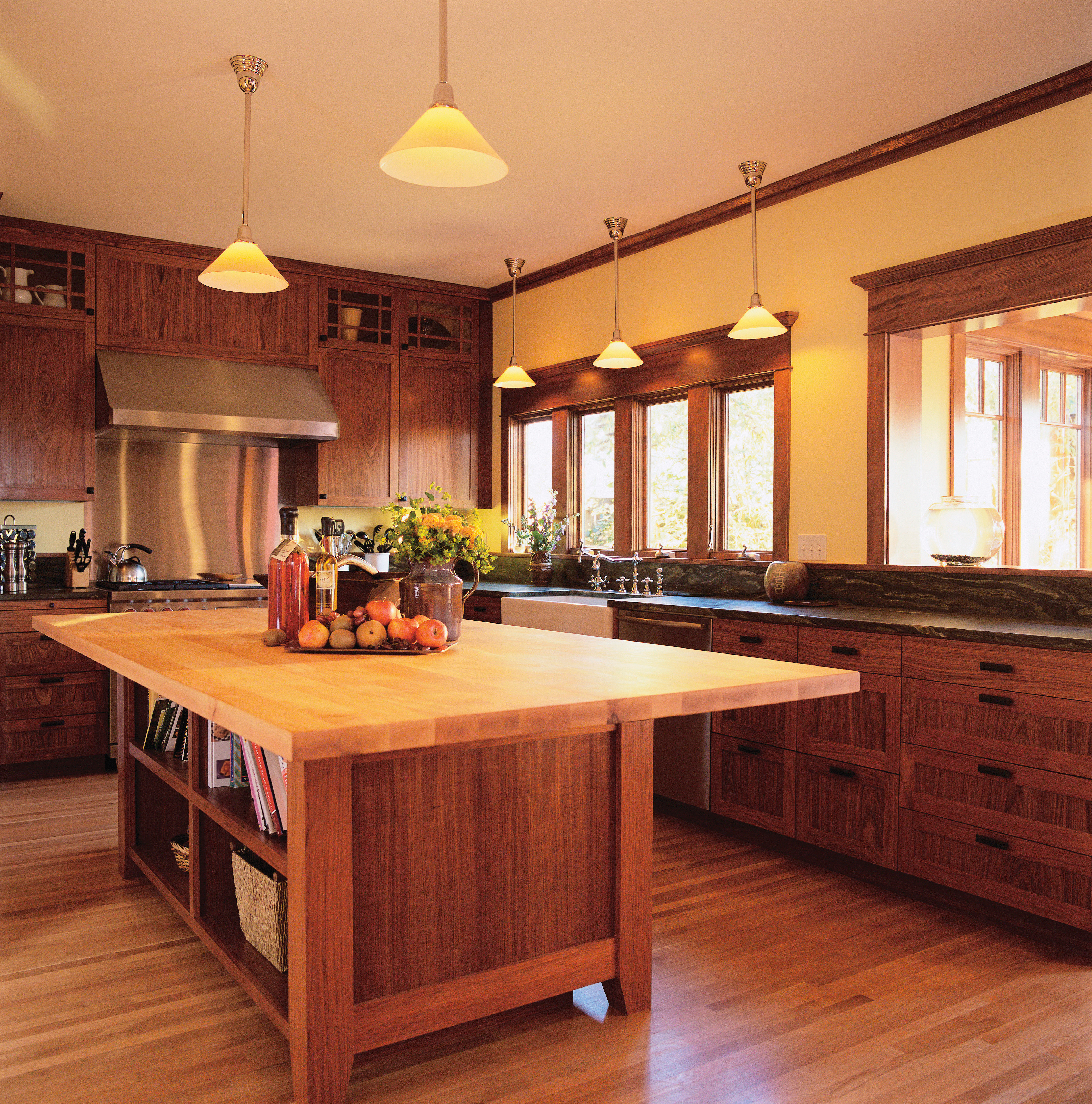 Wood Floors In Kitchen: The Options Of Best Floors For Kitchens