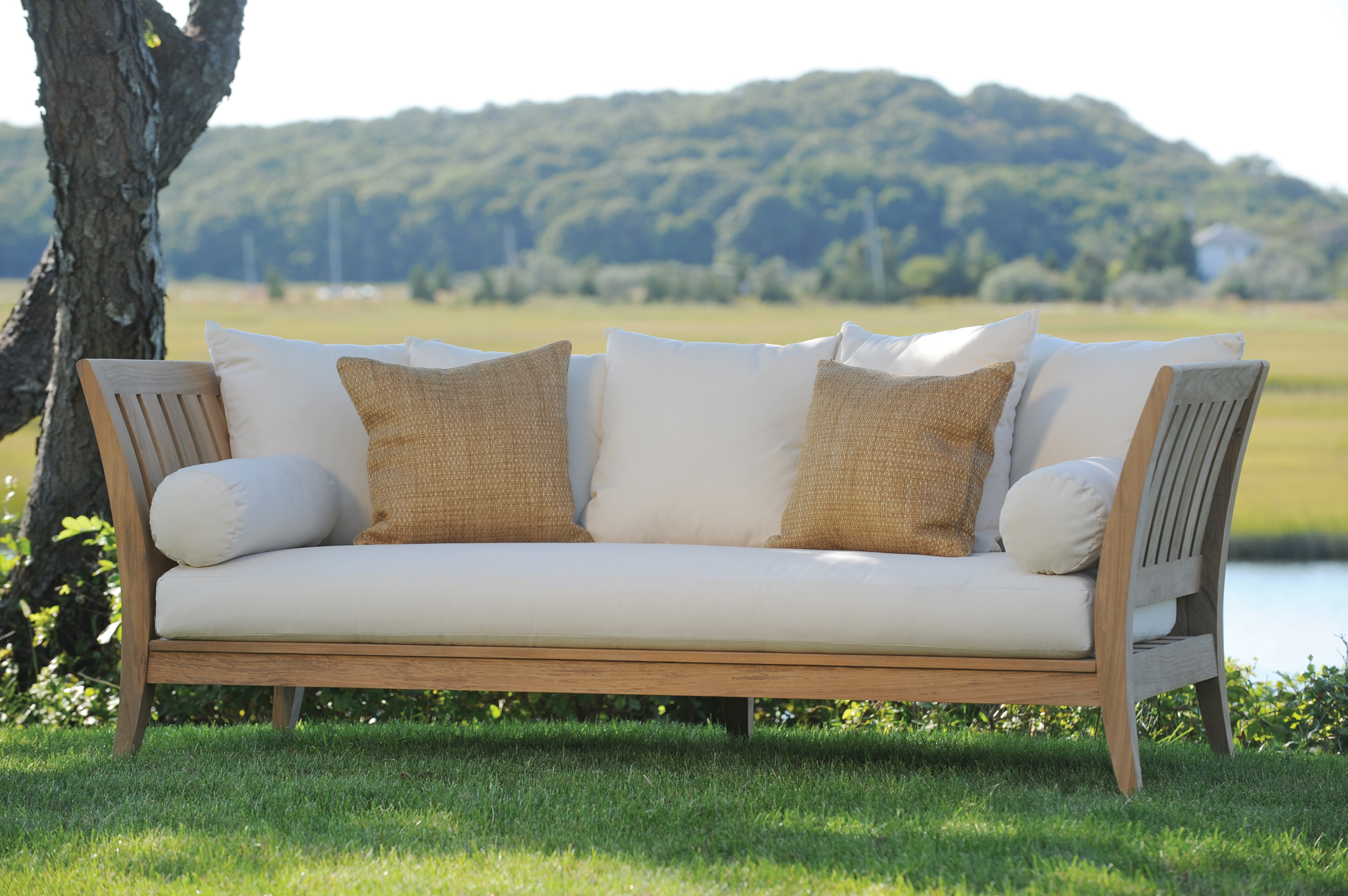 Twin Bed Outdoor Cushion