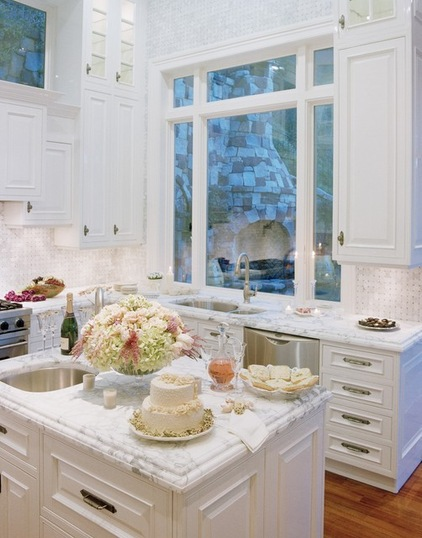 Small L Shaped Kitchen With