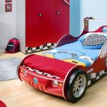 stylish race car bed for toddlers stylish car bed for toddlers red race car bed for toddlers stylish car bed for kids  racing car bed for kids  bed's race car theme kids' car bedroom kids bedroom interior car bedroom interior