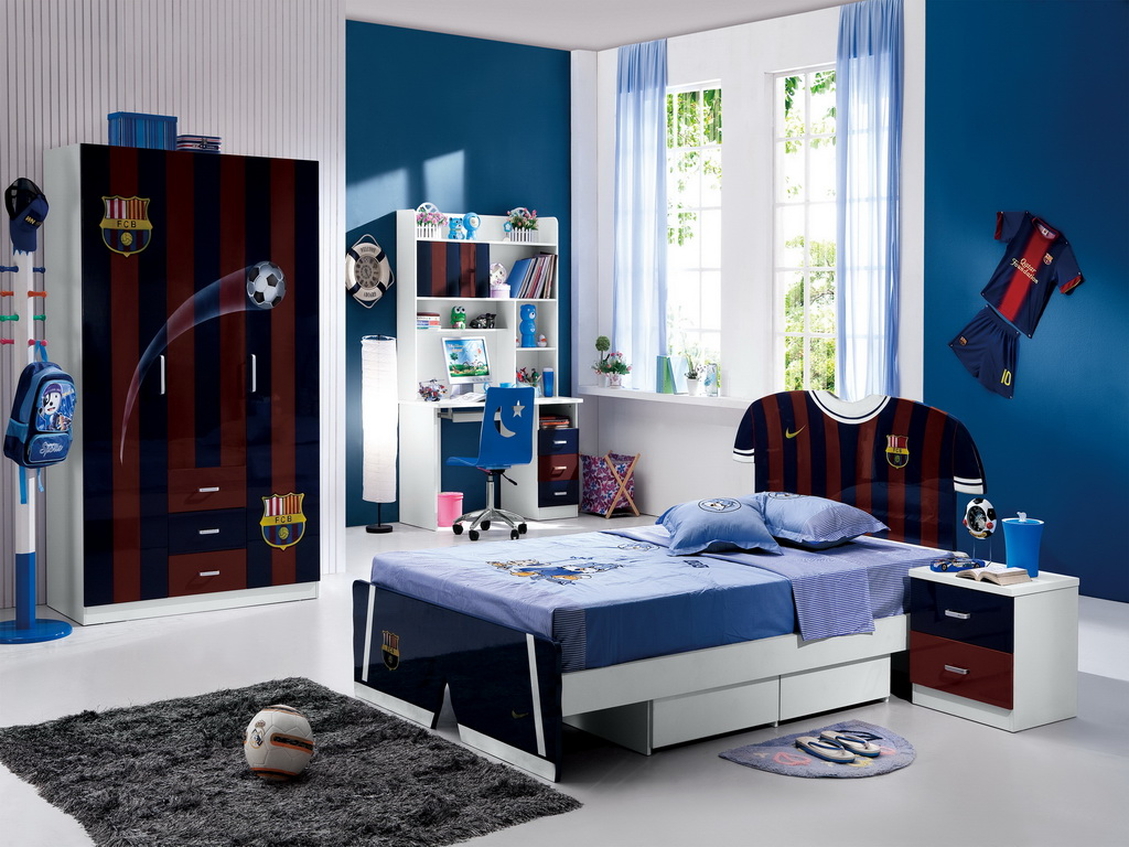 Various Creative Themes For Teenage Boy S Bedroom Homesfeed