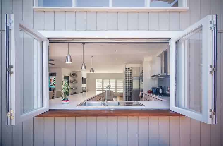 Kitchen Hatch Designs