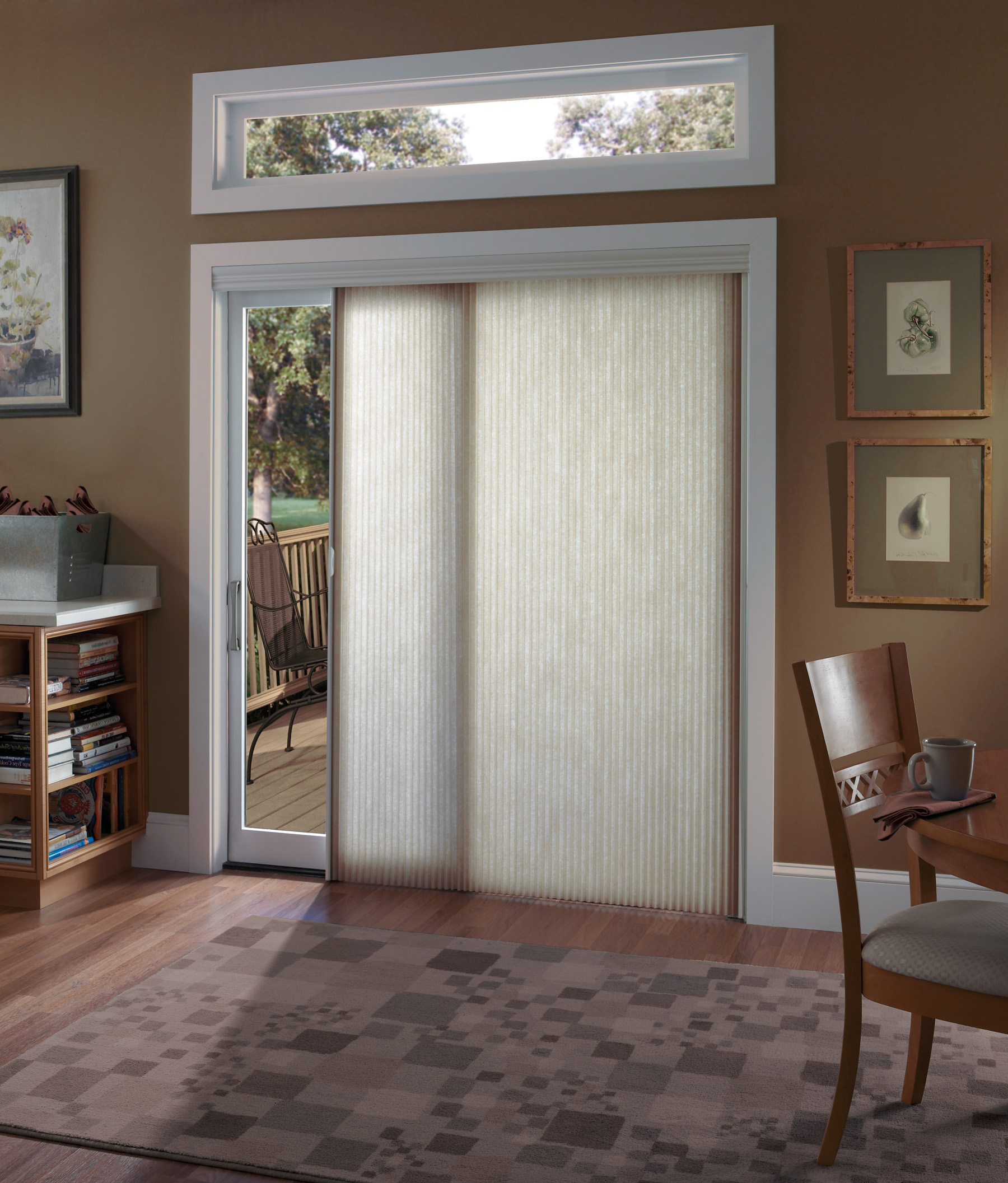 Best variants of window coverings for sliding glass door for Best sliding glass doors