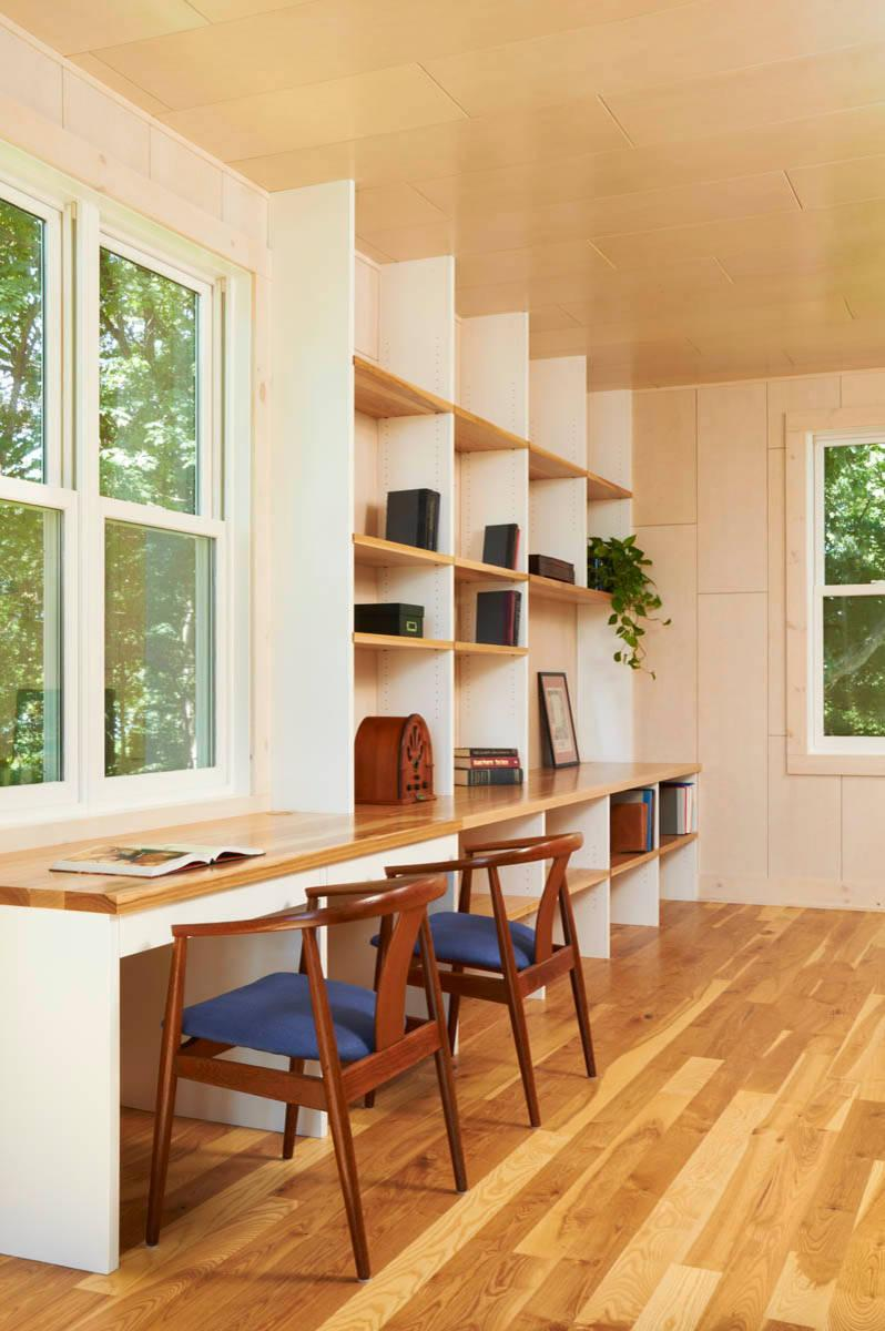 Modern Study Room: Some Easy Way To Clean Your Home From The Dust