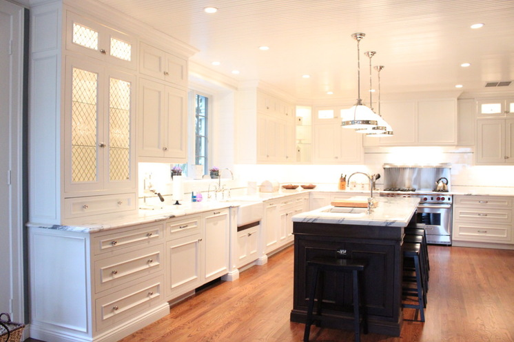 wonderful white l shaped kitchen with ravishing white kitchen cabinet