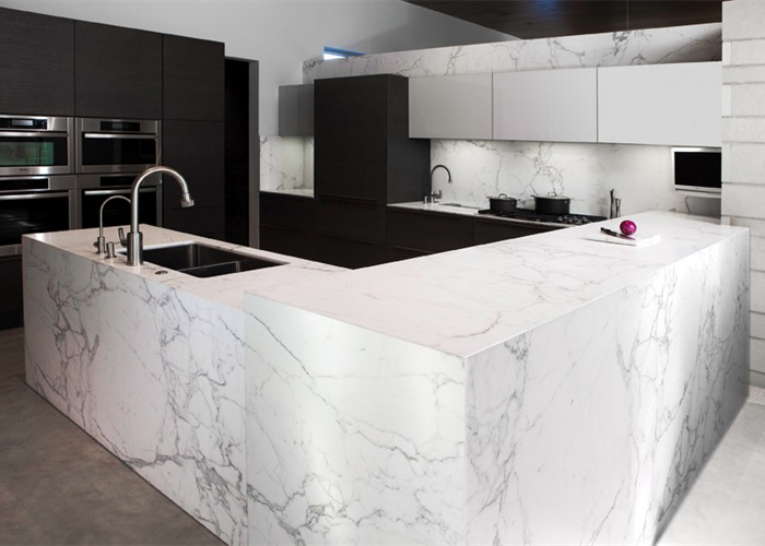 Marble Countertop Offers Extra Luxury But Affordable Price Homesfeed