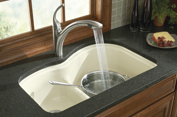 Cool And Modern Design Of The Best Kitchen Sink HomesFeed