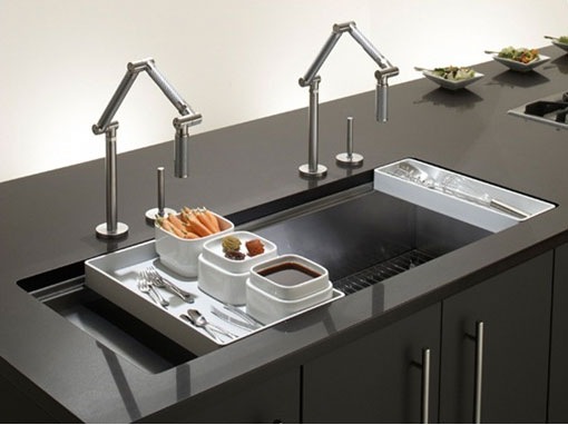Modern Kitchen Sink Faucet exellent modern kitchen sink faucet sinks ideas for inspiration