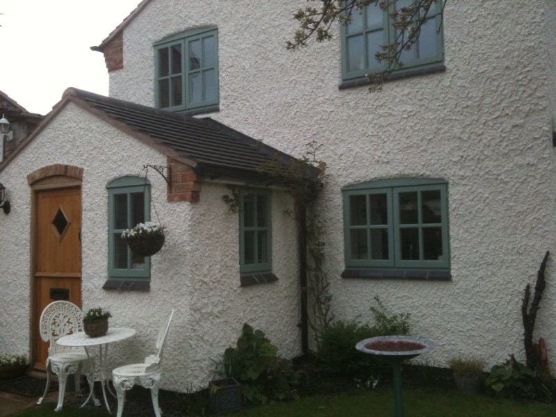 Adorable Cool Wonderful Fantasic Nice Cottage Style Window With New Windows And Oak Door Made Of