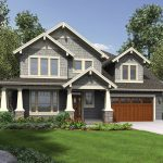 adorable cool wonderful nice amenity-rich-craftsman-plan-small-footprint-and-huge with nice modern design and has green grass