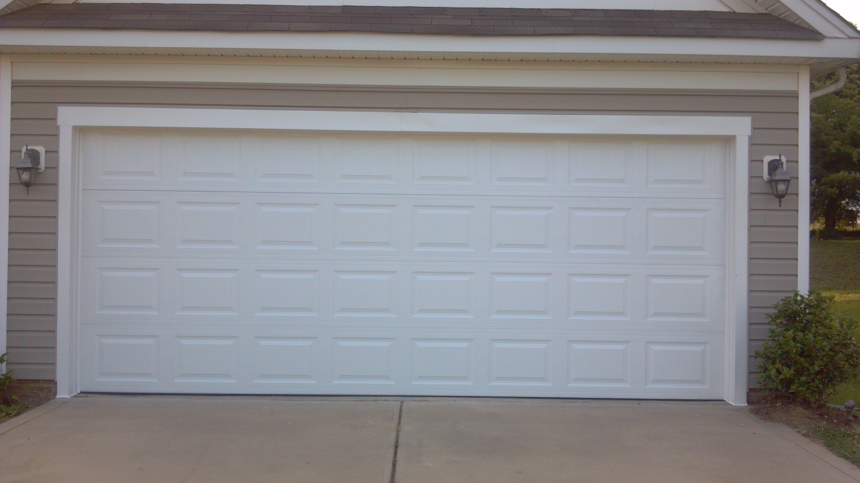 Craftsman Single Garage Door
