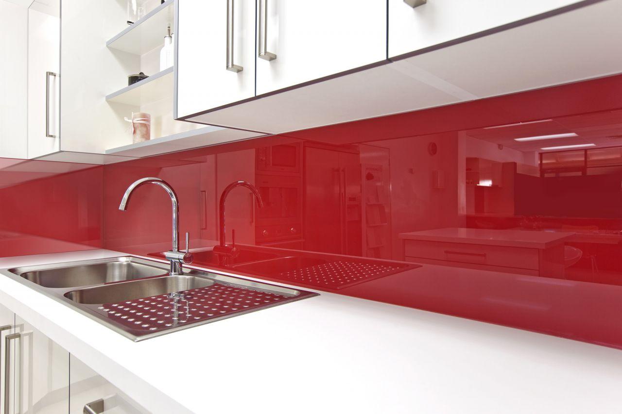 amazing kitchen design and concept with acrylic backsplash | homesfeed