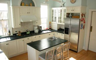 adorable nice wonderful amazing fantastic soapstone kitchen design with green-mountain-soapstone-kitchen-island concept with wooden flooring