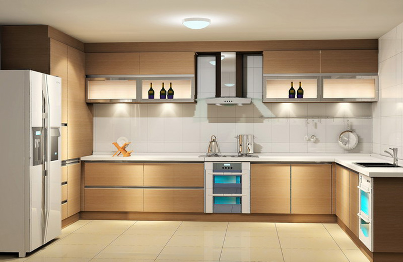 Kitchen Cabinet. Adorable Nice Wonderful Cool Amazing Modern Kitchen Cabinet  With Wooden Made Design Concept