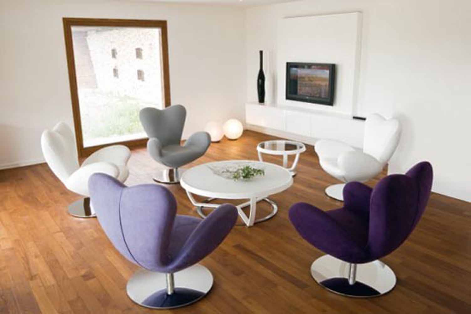 Charmant Adorable Nice Wonderful Desing Coolest Colourful Designer Chairs For Living  Room