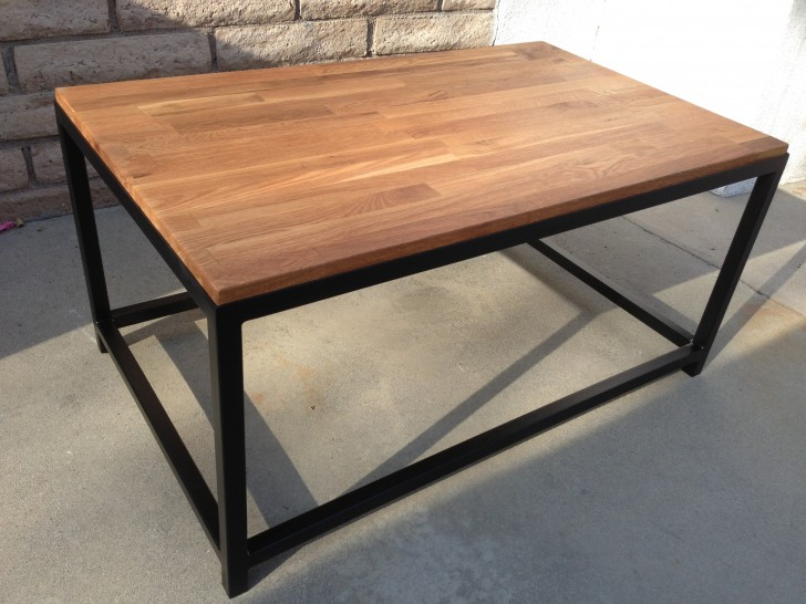 How To Build A Small Butcher Block Table