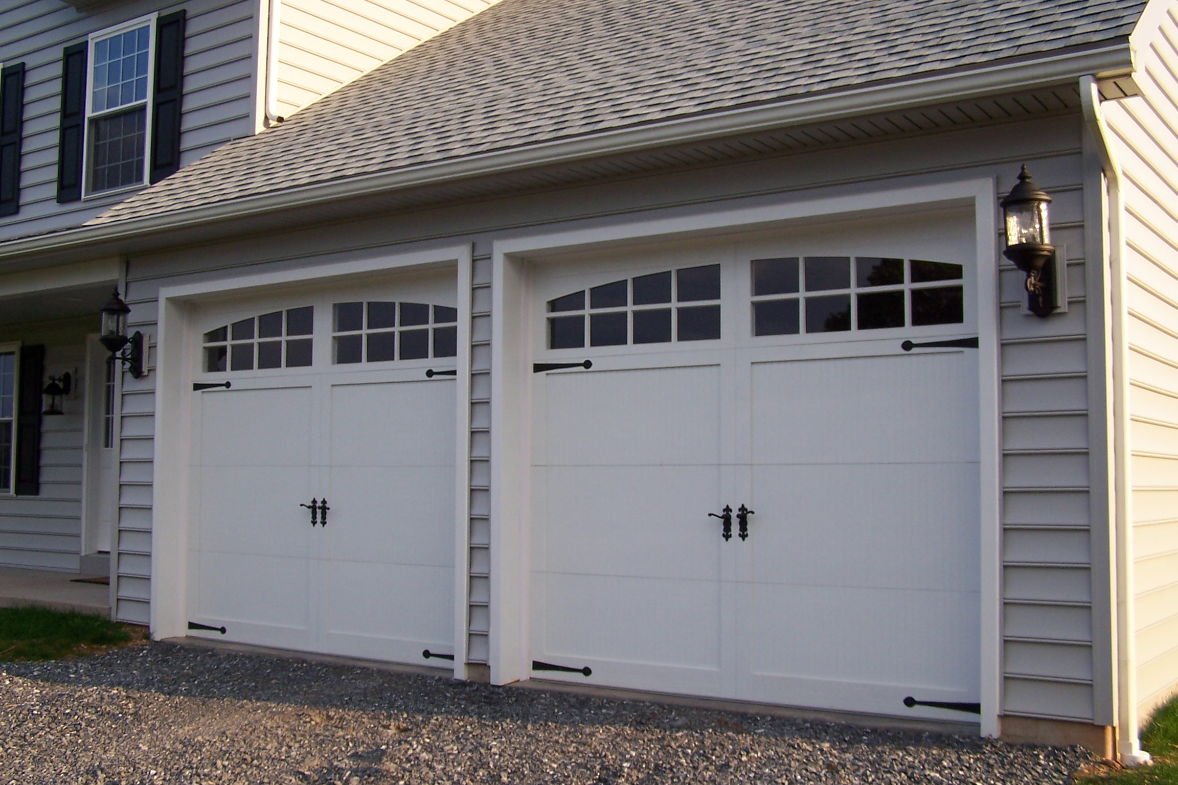 Garage Door Design unusual door designs from brazil part 2 garage doors with style Adorable Sectional Type Cool Amazing Wonderful Creative Garege Door With Doube Door Design With Modern White