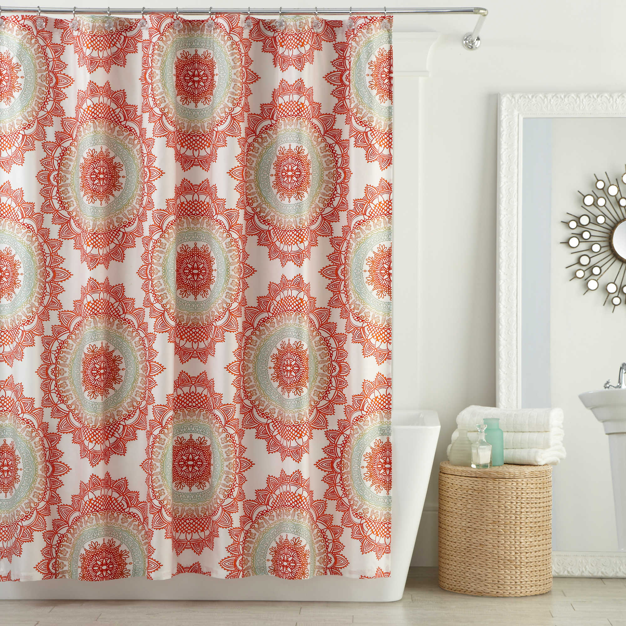 Bed Bath And Beyond Shower Curtains Offer Great Look And Functional HomesFeed