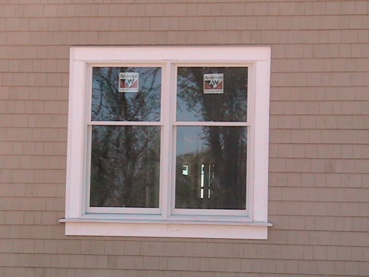 Simple design of outdoor windows trim homesfeed for New window design 2016
