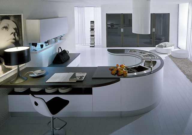 Awesome Concept and Design of Modern Kitchen Cabinet ...