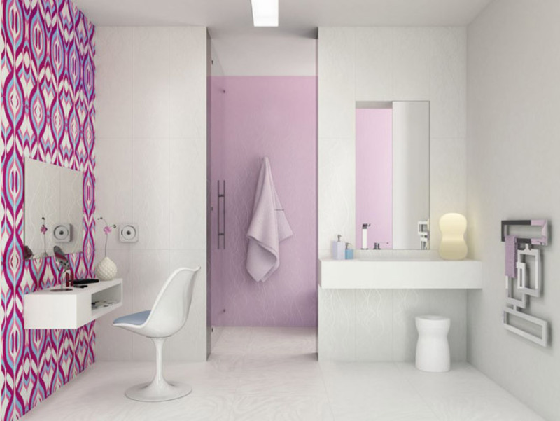 Beautiful And Colorful Bathroom Tiles 05 U2013 Architecture